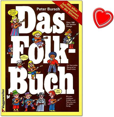 El Folk de libros de Peter bursch – 100 canciones de los mejores ...