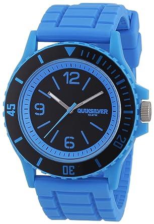 Quiksilver M163BRABLU - Reloj analógico de caballero de cuarzo: Amazon.es: Relojes