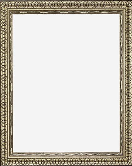 Amazon.com - Designer 10x13 Silver Finish Picture Frame, 2 3/8\