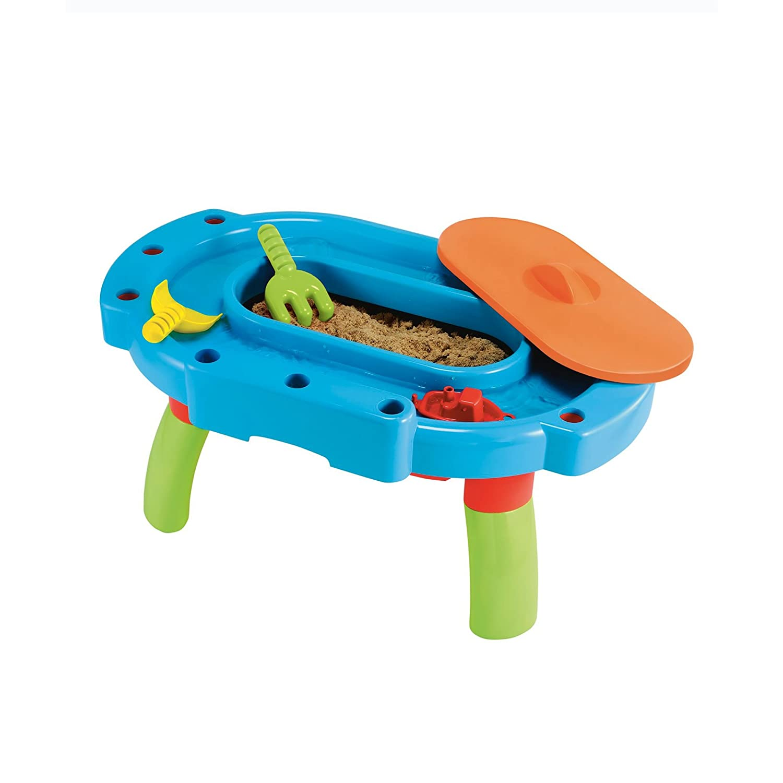 Room Studio - 141656 - Table de jeu à sable et jeux d'eau - Multicolore ELC