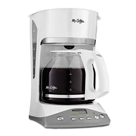 c96ffad77bb6 Amazon.com  Mr. Coffee 12-Cup Programmable Coffee Maker