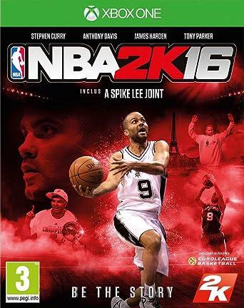 NBA2K16 [Importación Francesa]: Amazon.es: Videojuegos