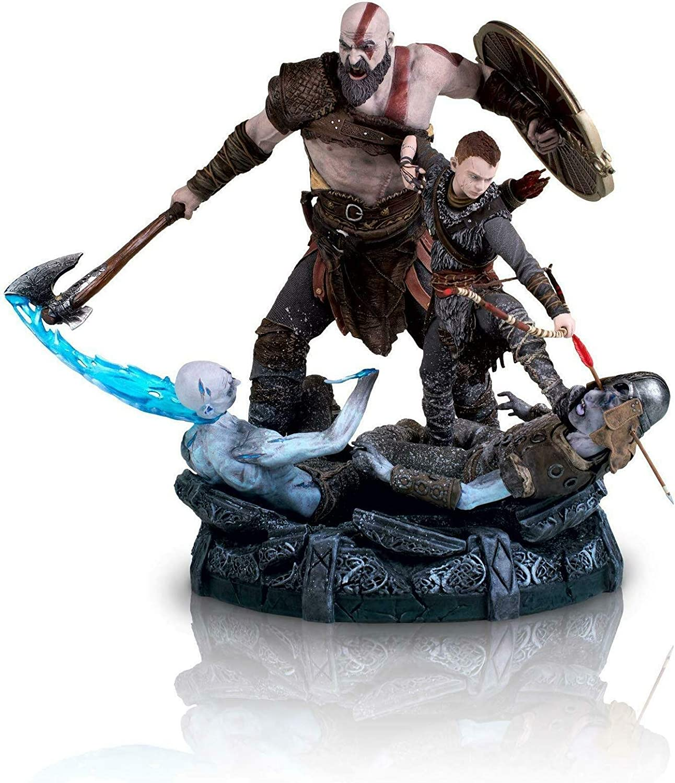 """2018 Gott des Krieges 7/"""" Skala Action Figur Kratos NECA Toys Geschenke"""