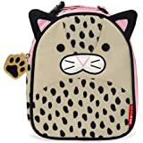 Skip Hop Zoo Lunchie Insulated Kids Lunch Bag, Leopard