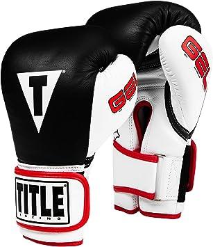 TITLE Gel World Bag Gloves for bag boxing
