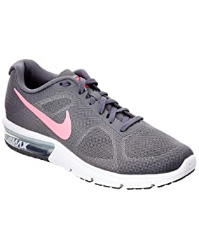 Nike Femmes Air Max Sequent Running Trainers 719916 Sneakers Chaussures 010. Ly0tdIXyJ