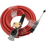 ABN 50 Foot Long Air Compressor Hose, 3/8 Air Hose All Weather