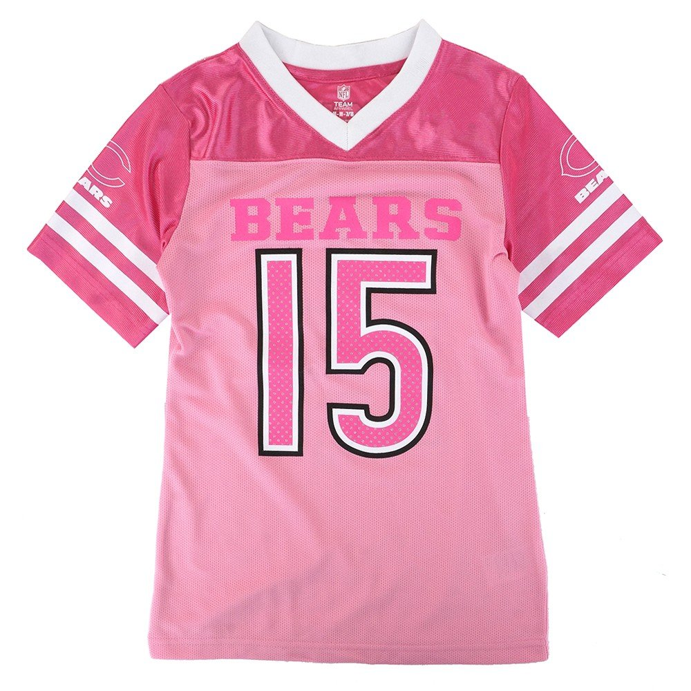 factory price 95bad e2244 Outerstuff Brandon Marshall NFL Chicago Bears Mid Tier Fashion Jersey Girls  Youth (7-16)