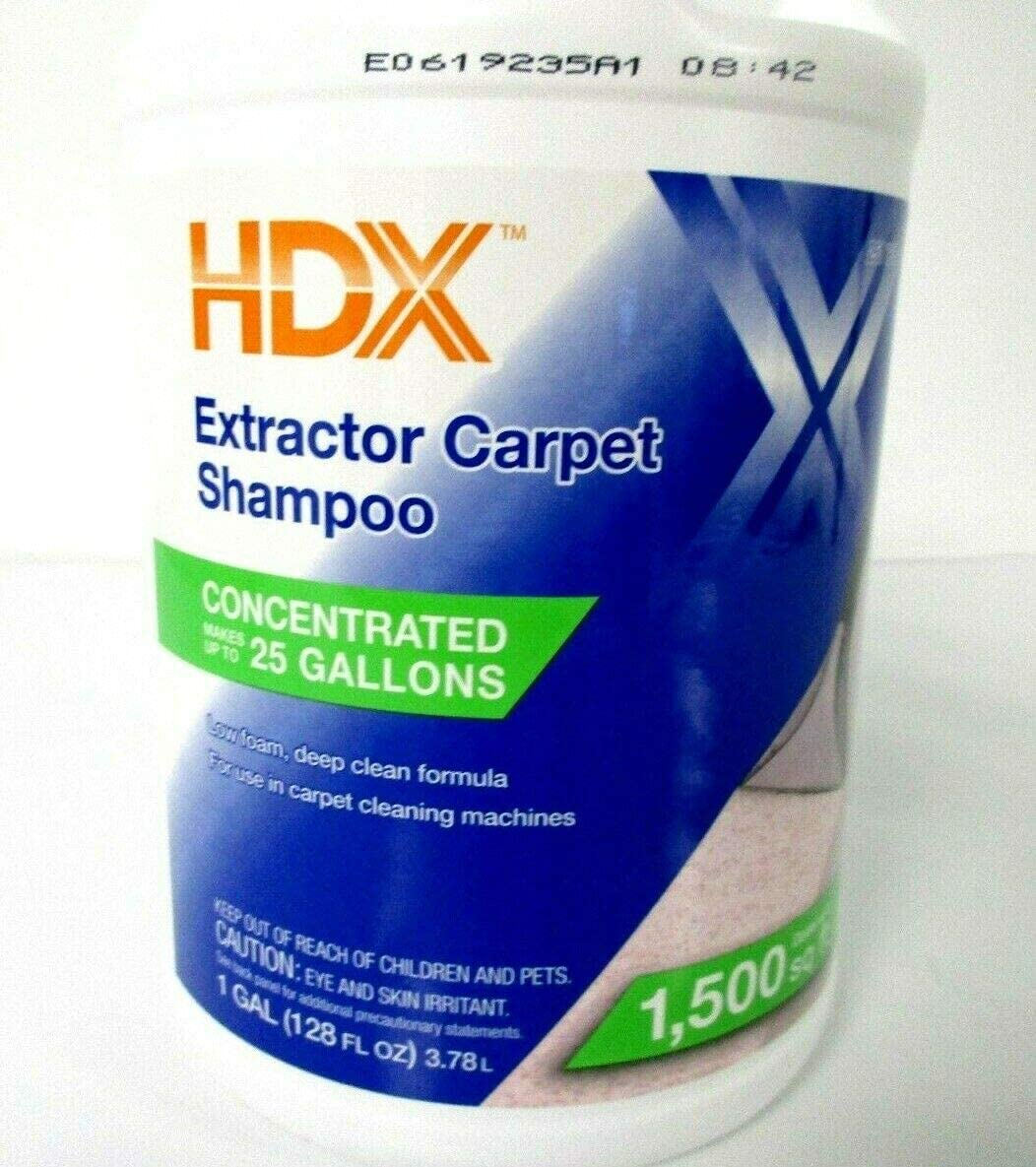128 Oz Extractor Carpet Shampoo Home Kitchen Amazon Com