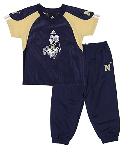 timeless design 16b3c 74567 Amazon.com: US Naval Academy NCAA Toddlers (2T-4T) Football ...