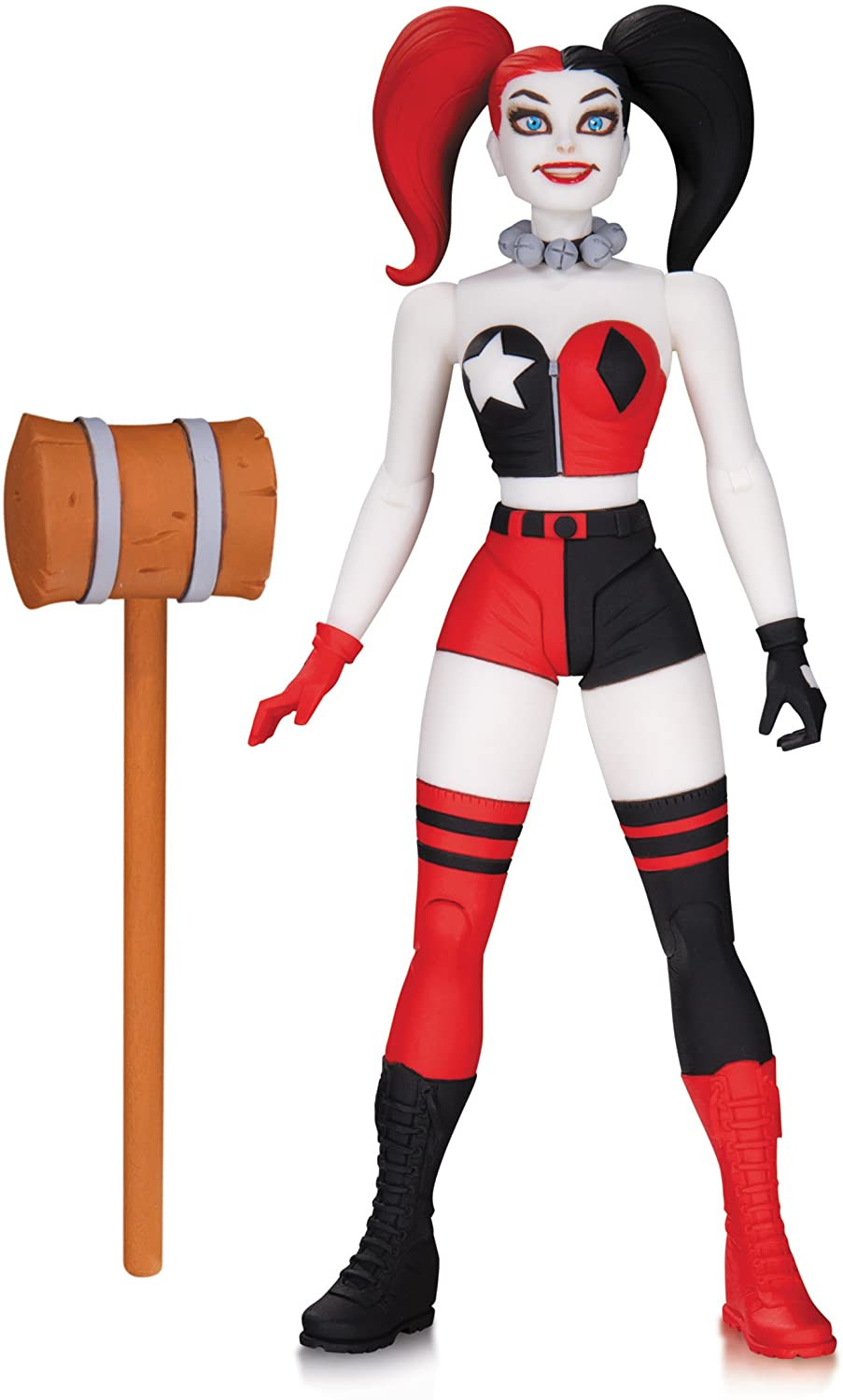 DC Collectibles ~ Designer Series HARLEY QUINN ACTION FIGURE ~ Darwyn Cooke