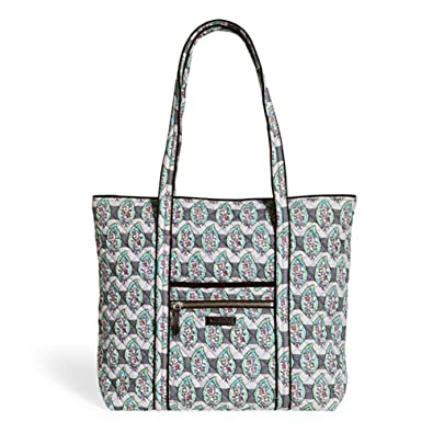 47e83297f4 Image Unavailable. Image not available for. Color  Vera Bradley Iconic Vera  Tote ...