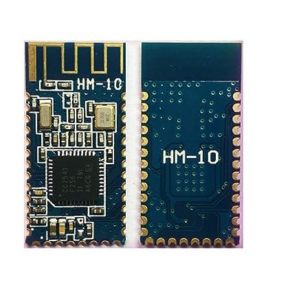 Amazon com: Genuine/Original Huamao BLE Bluetooth 4 0 HM-10