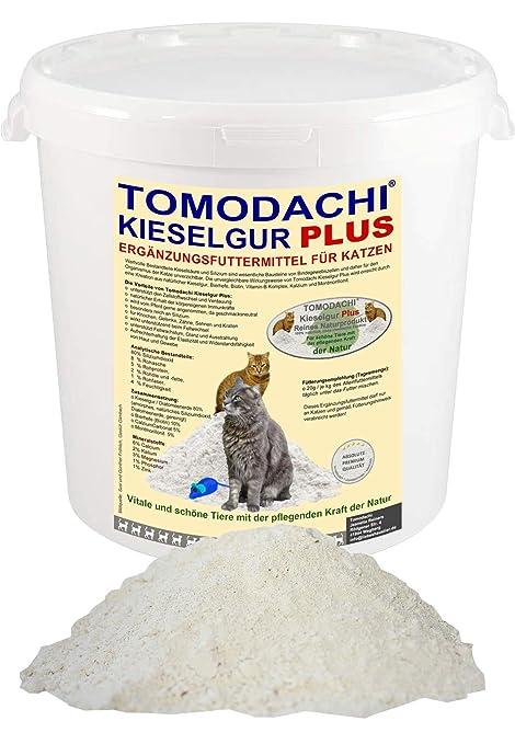Kiesel Tierra Plus Biotina Producto natural para gatos, admite, piel, Garra de piel