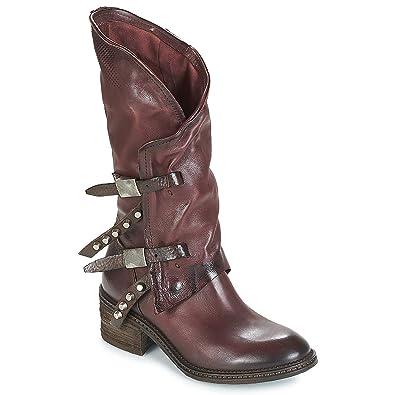 c1374038c0e0d Airstep   A.S.98 Yoko Stiefel Damen Bordeaux - 36 - Klassische Stiefel