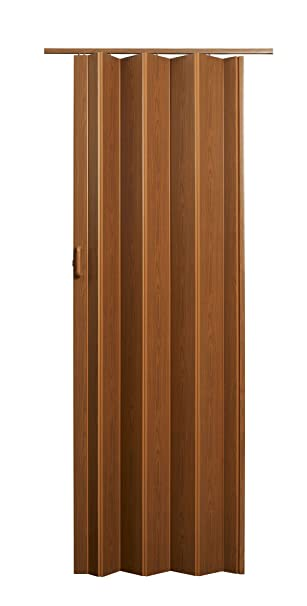 Spectrum EN3280FL Encore Folding Accordion Door, 24 36 X 80 Inch, Fruitwood