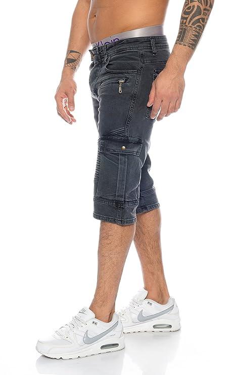 Rock Creek Herren Jeans Bermuda Hose Shorts LL-388 W34: Amazon.de:  Bekleidung