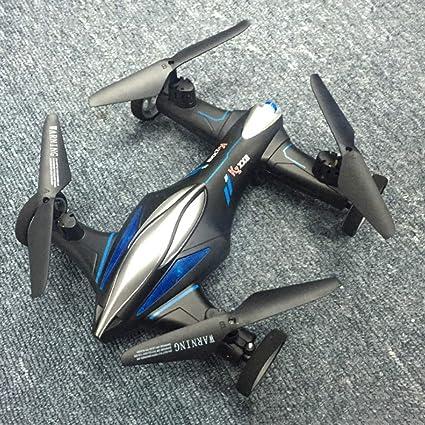 YXWJ Drone de Doble Uso terrestre y aéreo Avión de Cuatro ...