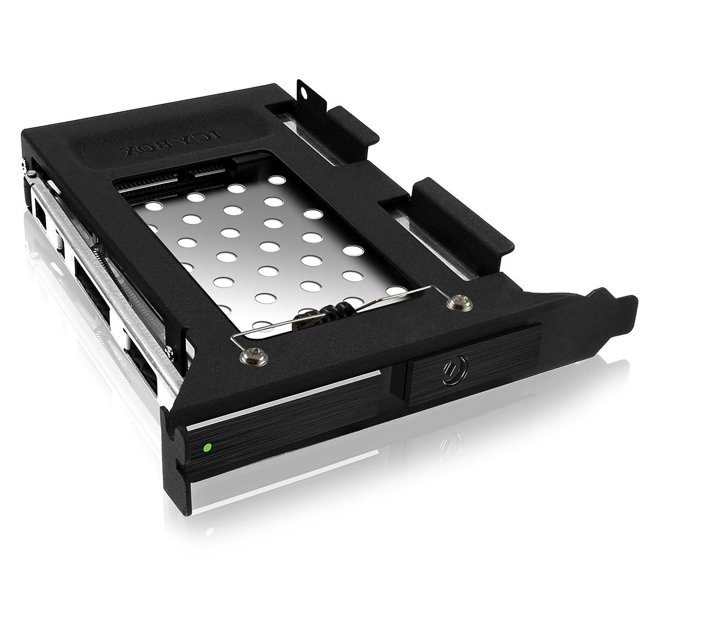 ICY BOX IB-2207StS Carcasa de Disco Duro/SSD 2.5