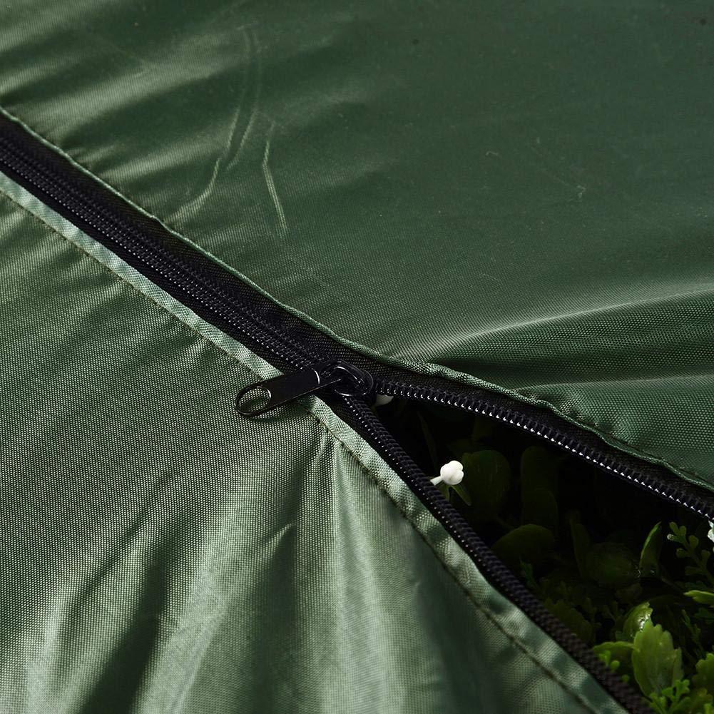 SH-Flying Sacca Portaoggetti Rettangolare per Cuscino//Rivestimento Sacche Protettive con Cerniera con Manici-48Wx 16D X 22H