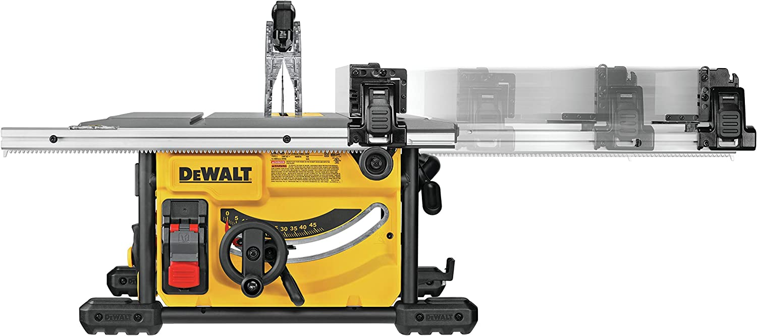 dewalt dwe7485 review