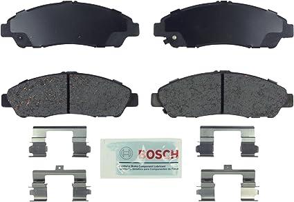 For MDX ZDX Odyssey Pilot Bosch Blue Ceramic Rear Disc Brake Pads NEW