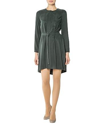 33ddcea2c900 Marc O Polo Damen Kleid Viskose Dress Unifarben, Größe  38, Farbe ...