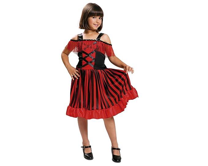 My Other Me Disfraz de Can-can, talla 5-6 años (Viving Costumes MOM00880): Amazon.es: Juguetes y juegos