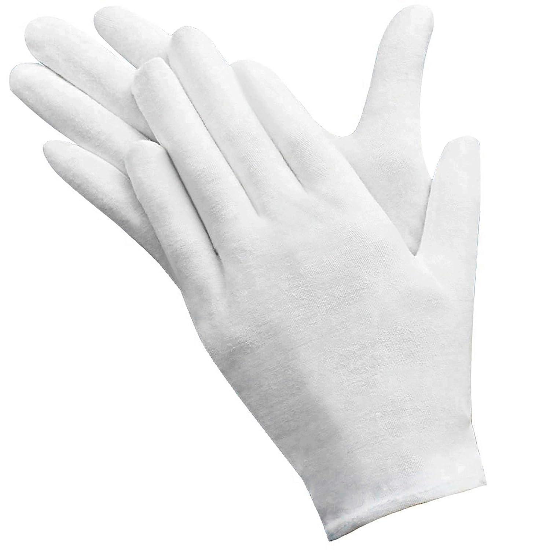echtes Gr/ö/ße 9 sehr kr/äftiges und weich gearbeitetes Leder mit extra langer Stulpe Premium Imkerhandschuhe naturell