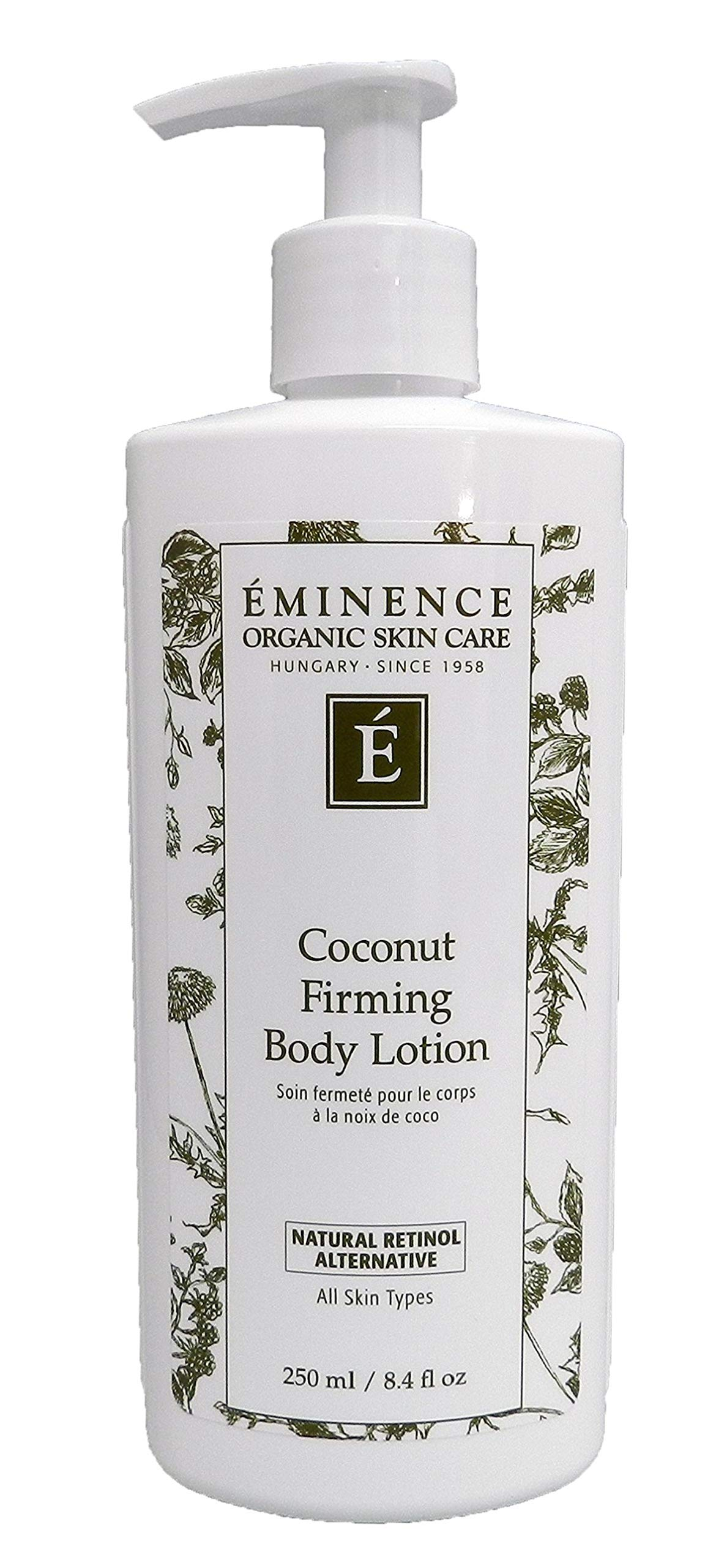 Eminence Coconut Firming Body Lotion, 8.4 Ounce by Eminence