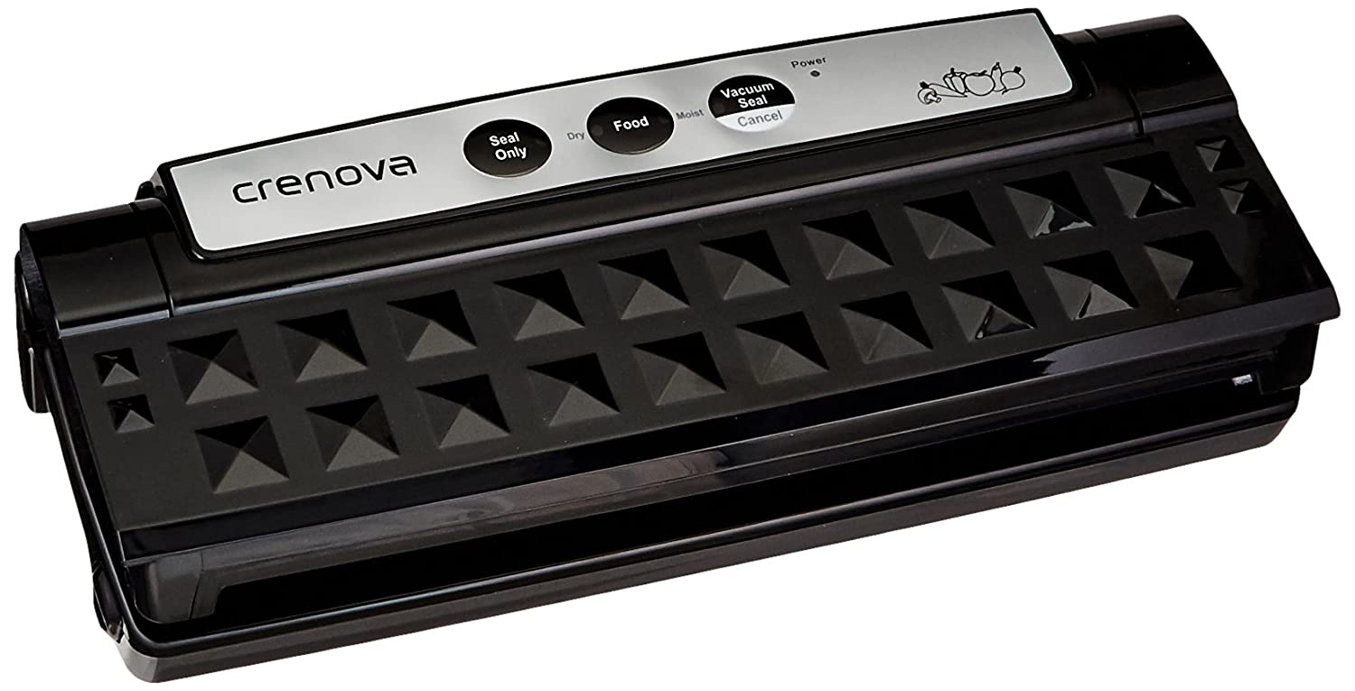 Crenova Automatic VS-1 Food Vacuum, Top Foo d Vacuum Sealer