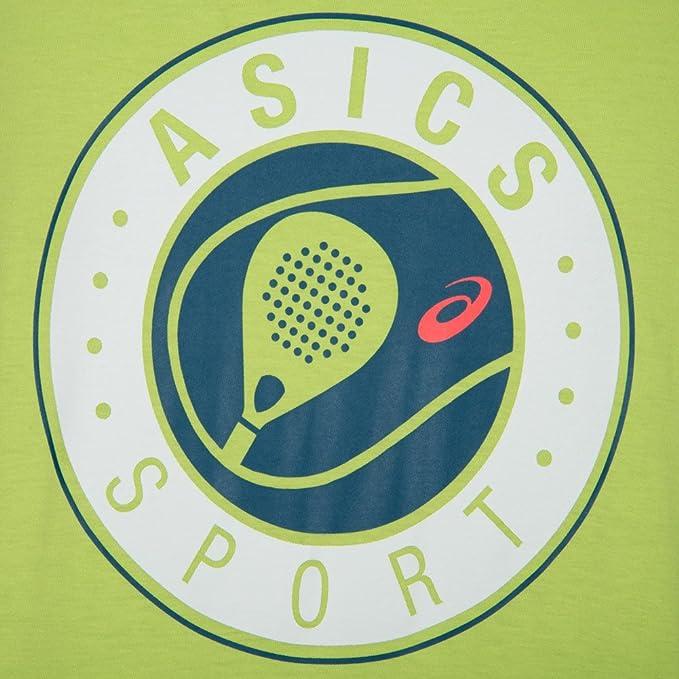ASICS Camiseta SS Graphic Top Lima: Amazon.es: Deportes y ...