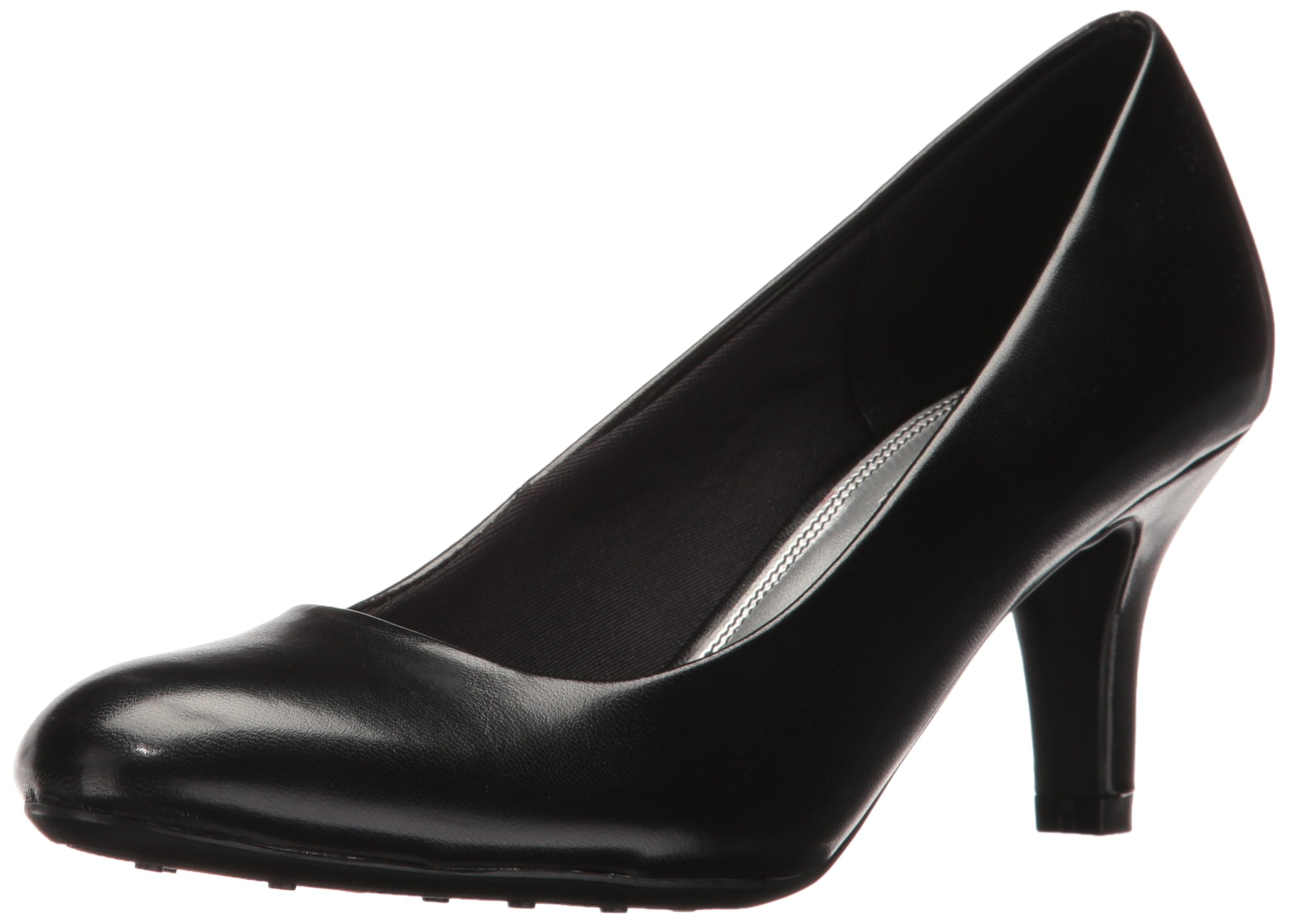 LifeStride Women's Parigi Pump, Black, 7.5 M US