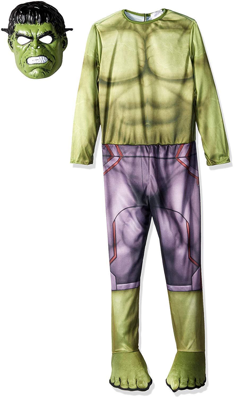 Avengers - Disfraz de Hulk Ragnarok para niños, Infantil 7-8 años (Rubies 640152-L)