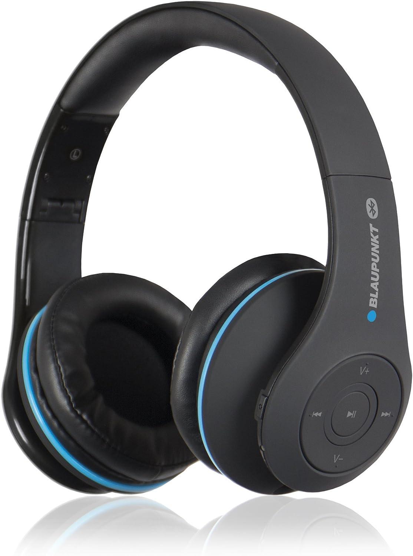 Blaupunkt HPB 10 headsets (WiredWireless, Bluetooth + 3.5