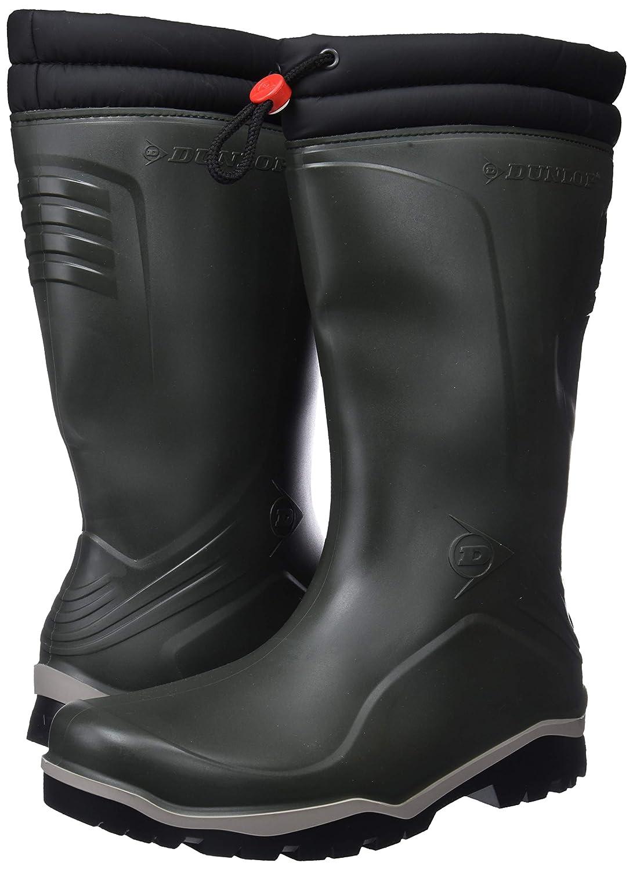 DUO19 Dunlop Protective Footwear Unisex Adults/' Dunlop Blizzard Wellington Boots