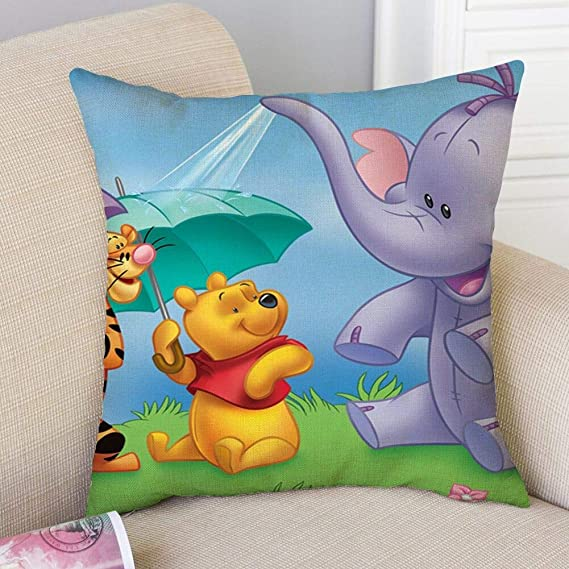 5D Diamond Painting Winnie the Pooh and the Heffalumps Kit