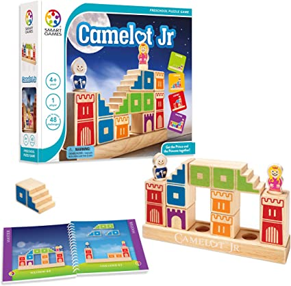 Smart Toys and Games Camelot jr