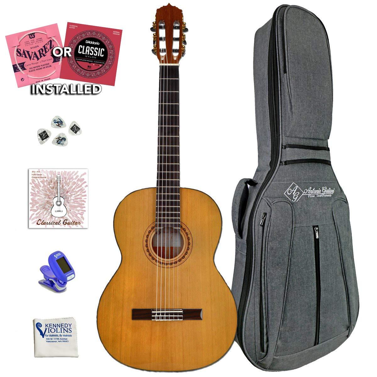 Antonio Giuliani CL-5 Clearance Mahogany Classical Guitar AG600