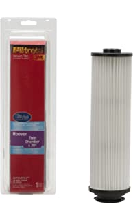 3M Filtrete Hoover Twin Chamber & 201 Antimicrobial Vacuum Filter