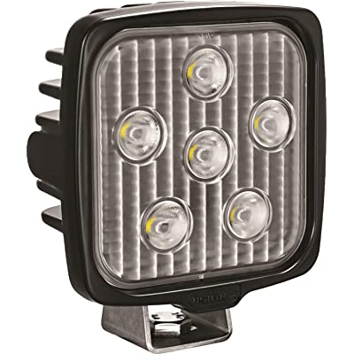 Vision X Lighting VWS050640 VL- Series Work Light (Square/Six 5-WATT LEDS/40 Degree Flood Pattern/Deutsch Connector): Automotive