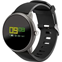 acme SW101 Smart Watch For Women Men I Fitness Watch I Touch Screen I Smartwatch IP68 Heart Rate Monitor Pedometer Step…