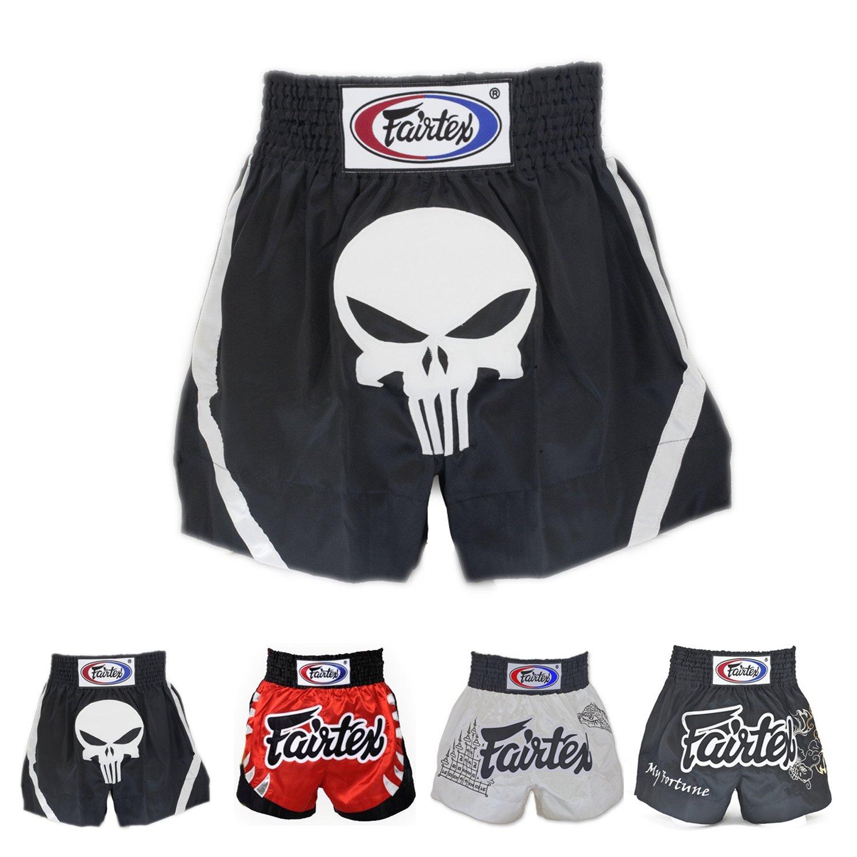 Fairtex BS0656 High Voltage Muay Thai Shorts