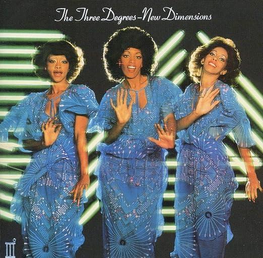 New Dimensions: Three Degrees: Amazon.es: Música