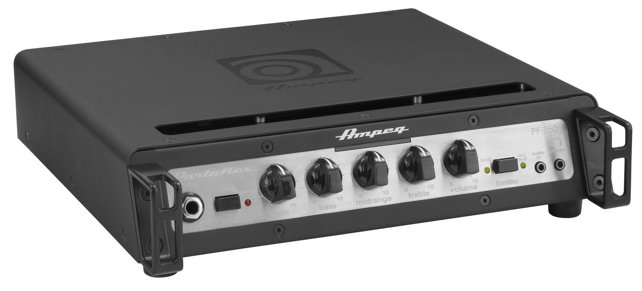 Ampeg Portaflex Series PF-350 350-Watt Bass Amplifier Head by Ampeg