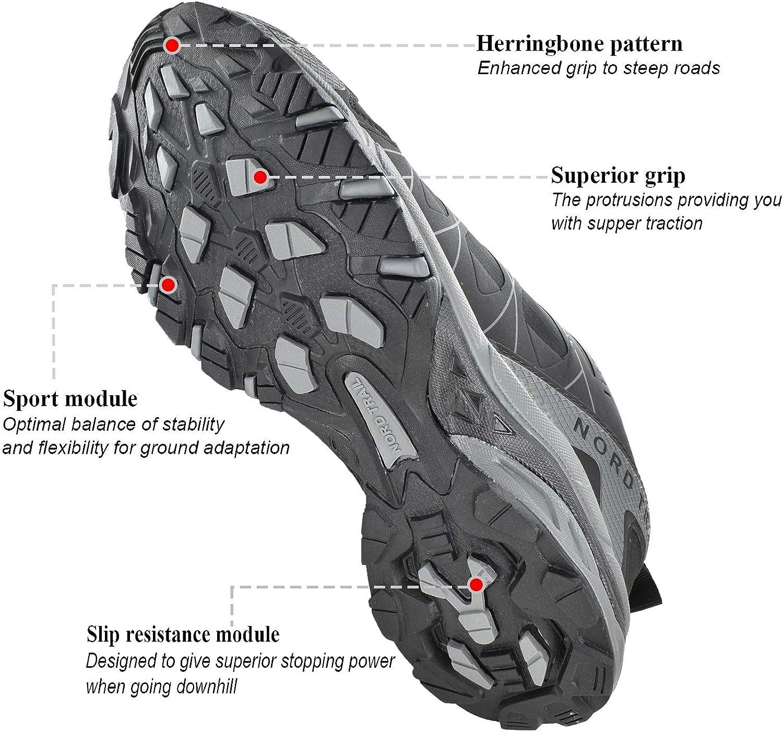 power men's grip running shoes