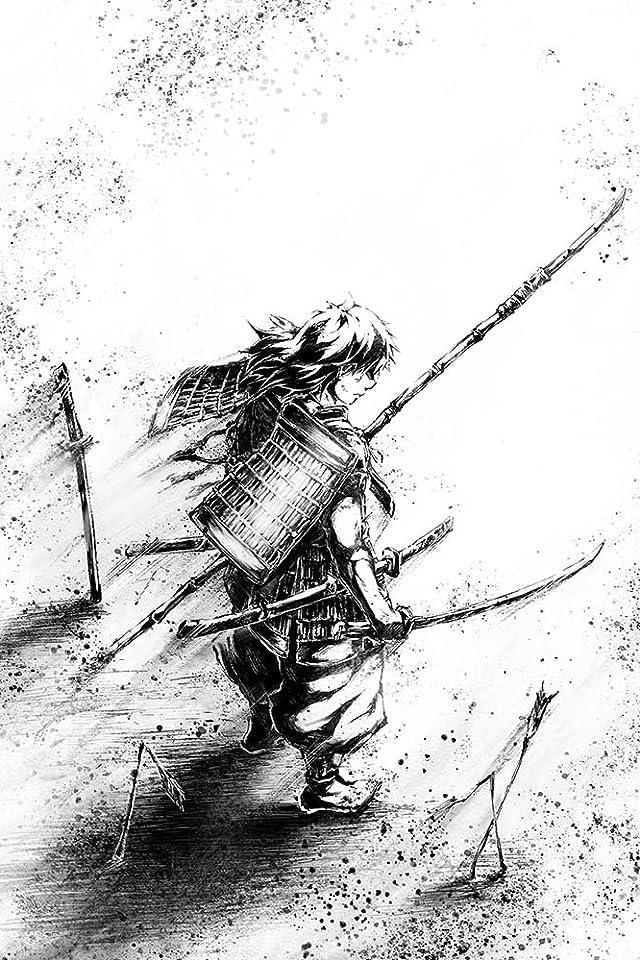 アンゴルモア 元寇合戦記 朽井迅三郎(くちい・じんざぶろう) iPhone(640×960)壁紙画像