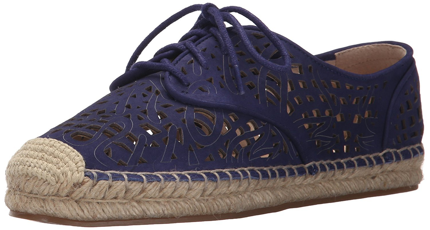 Vince Camuto Women's Dinah Lace-up Espadrille, Dating A Royal, 7.5 M US
