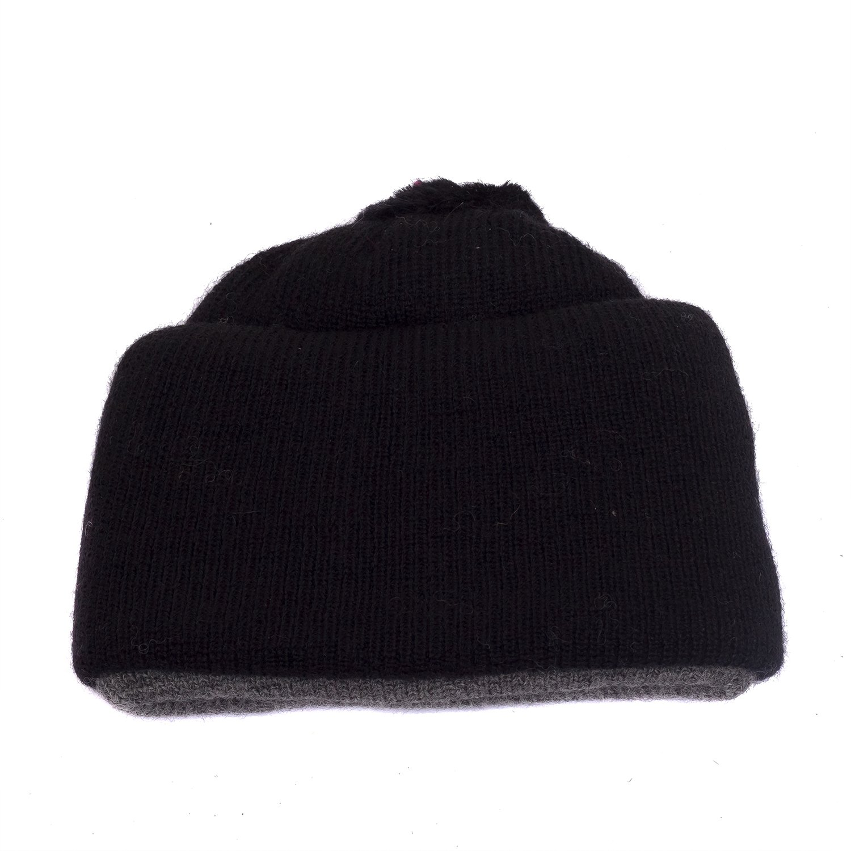 b6e0fd43413 Hiver pure woolen balaclava cap winter cap unisex monkey cap black clothing  accessories jpg 1500x1500 Woolen
