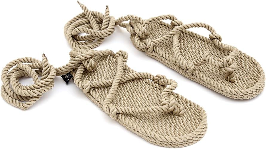 Nomadics Romano Women Rope Sandals